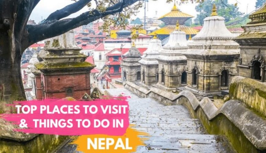 Top Sightseeing Places in Nepal