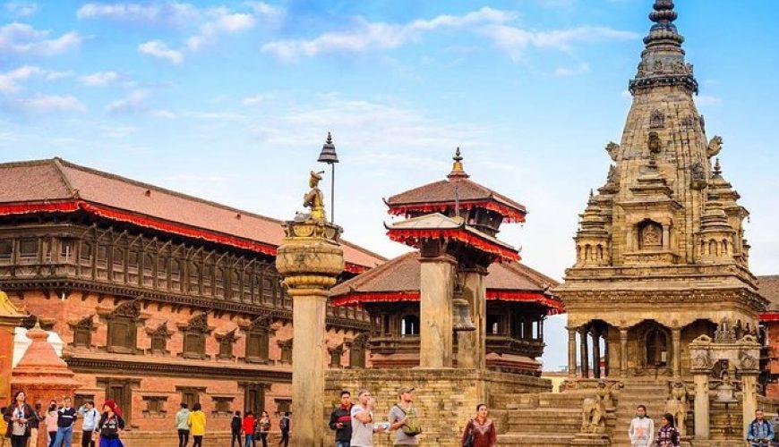Nepal Back packing