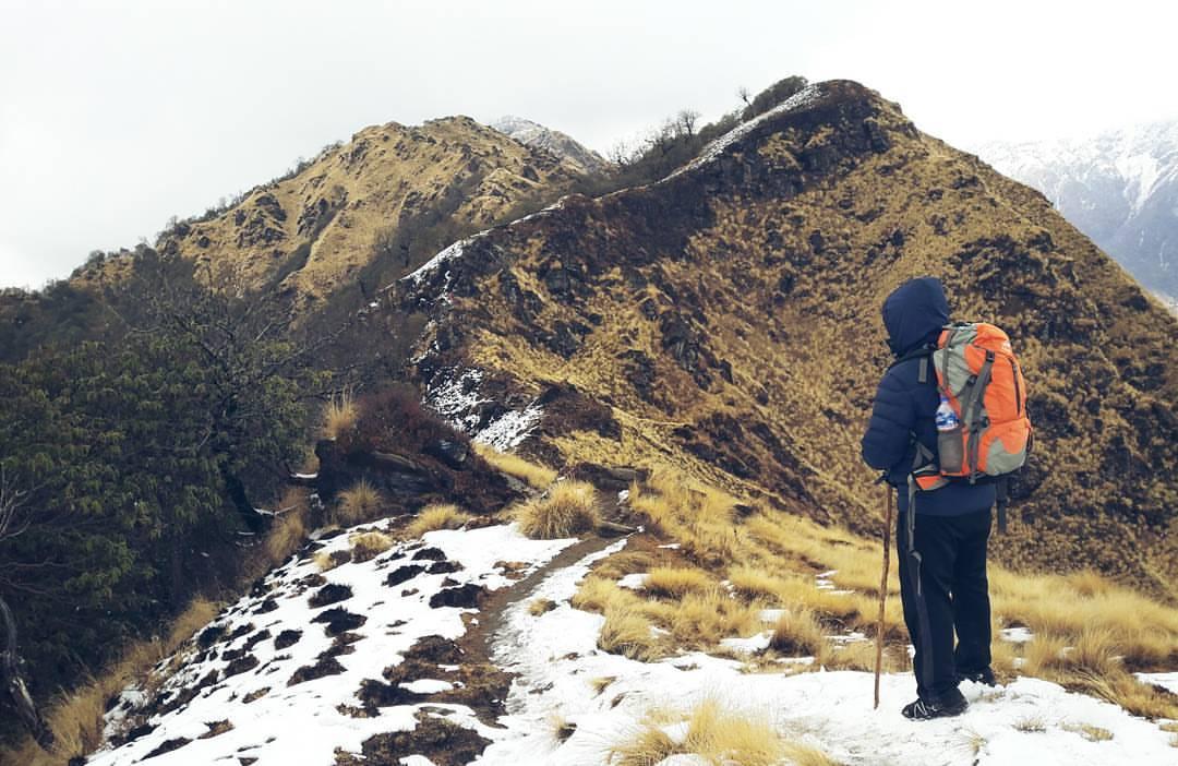 Hike for Kathmandu, Nepal