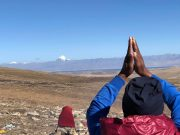 Kailash View from Nepal
